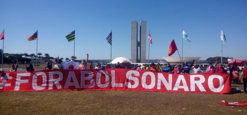 Carreatas em todo o Brasil neste sábado pedem impeachment de Bolsonaro