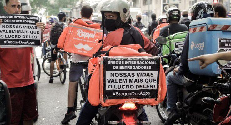 No Rio, Marmita Solidária chega junto com o #BrequeDosApps