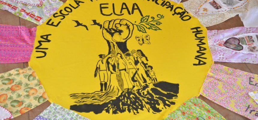 Ato político e cultural celebra os 15 anos da ELAA