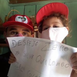 MST recebe apoio e solidariedade durante despejo em MG