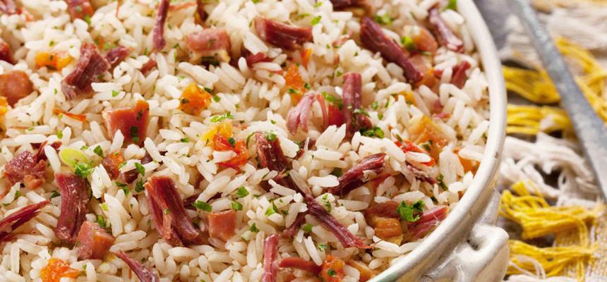 5 receitas com arroz, o próximo tema do Programa Comida de Verdade!