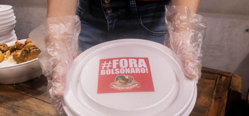 Marmita Solidária e ato simbólico acontecem nesta sexta (7) no Rio de Janeiro