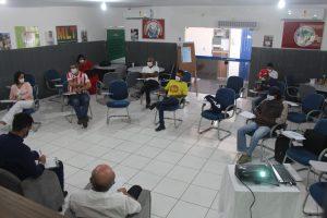 Plano emergencial do campo é discutido com Governo de Alagoas