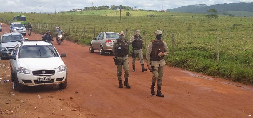 Famílias Sem Terra sofrem ataque na Bahia após interferência do INCRA e PM