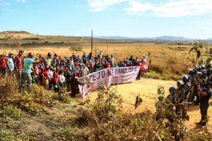 Despejo de famílias Sem Terra em MG é denunciado para relator especial da ONU