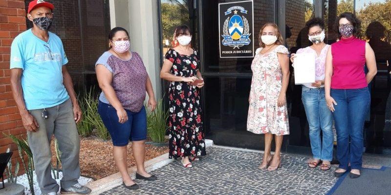Coletivos sociais e de Direitos Humanos pedem que TJTO suspenda reintegrações