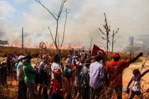 Despejo ilegal em Quilombo Campo Grande segue; parlamentares acionam juiz