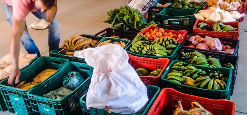 Junto da Campanha Periferia Viva, MST entrega alimentos na Zona da Mata (MG)