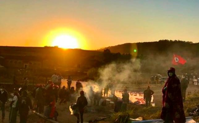 Eviction at Quilombo Campo Grande encampment (MG) lights up an alert during pandemic