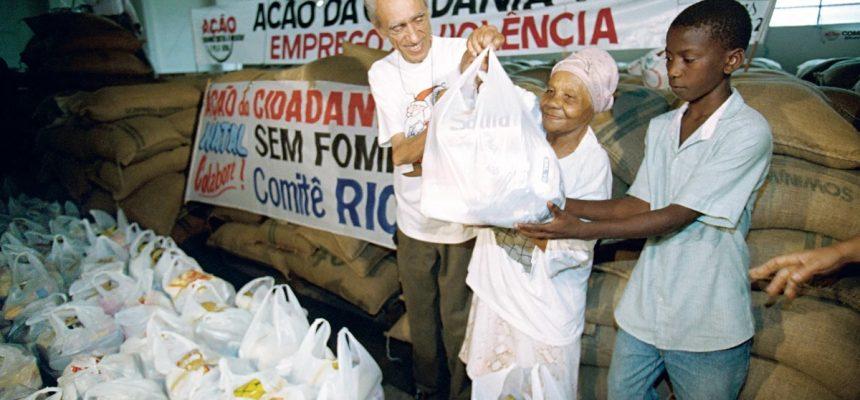 Relembremos e nos inspiremos em Betinho!