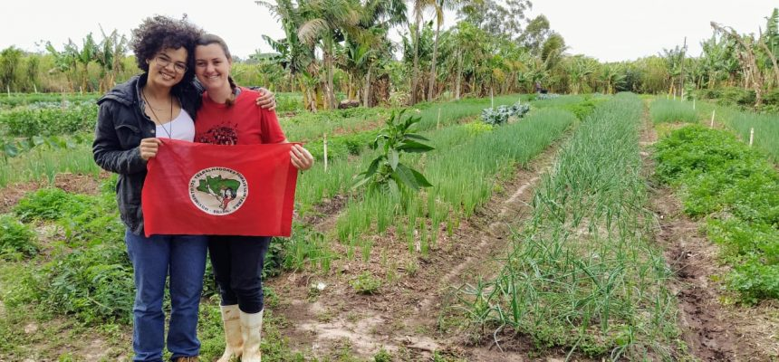 Lesbian women and participation in the agroecological production of the MST