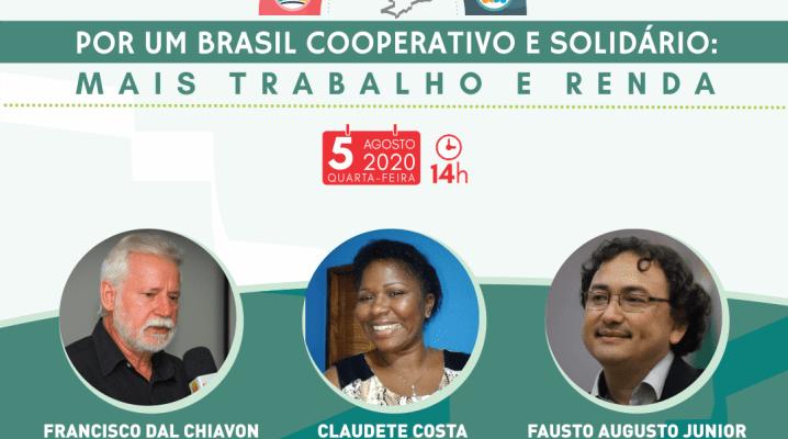 Unicopas discute estratégias para geração de trabalho e renda em live nesta quarta