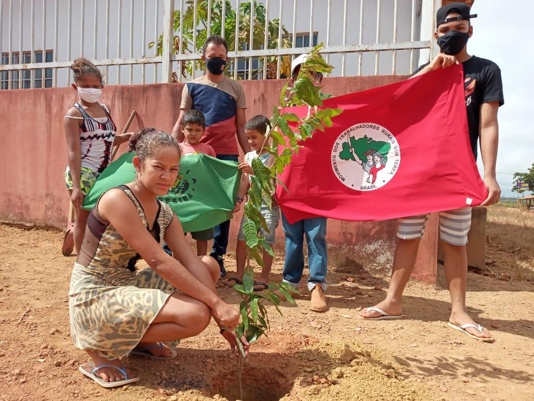 Solidariedade e #ForaBolsonaro marcam Jornada da Juventude na Regional Amazônica