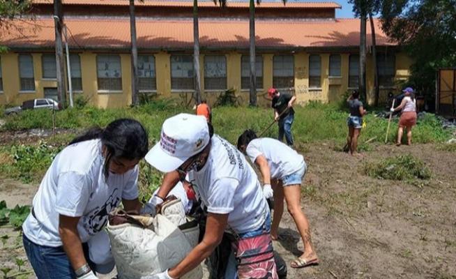 Horta agroecológica é construída por Agentes Populares de Saúde em Peixinhos (PE)