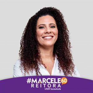 Carta de apoio à candidatura da professora Marcele para a reitoria da UNIR