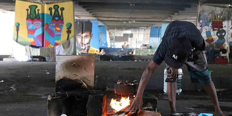 Movimentos sociais saem em defesa da população em situação de rua