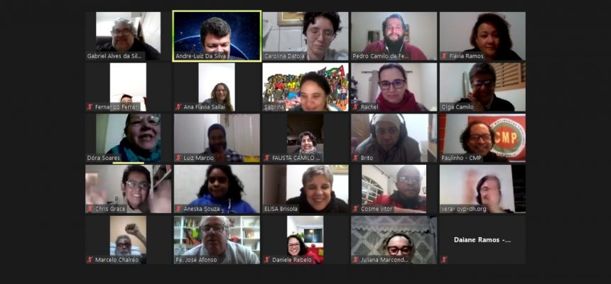 MST integra o Centro de Direitos Humanos do Vale, em São Paulo