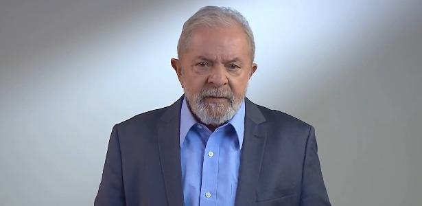 Em pronunciamento, Lula reforça coro pelo fim do Teto dos Gastos