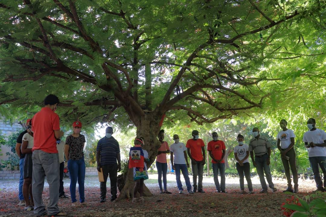 Brigada Dessalines desenvolve trabalho de solidariedade há 11 anos no Haiti
