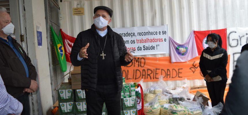 Solidariedade marca Grito dos Excluídos em Santa Catarina
