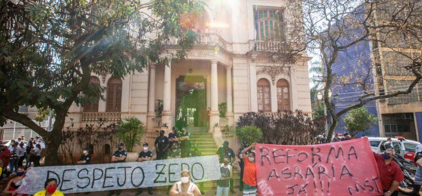 Campanha Despejo Zero é lançada em Ribeirão Preto