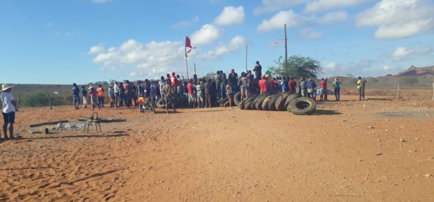 MST rejects use of the National Force against Landless in Bahia