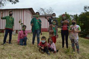 Recuperar a terra degradada pelo latifúndio é nossa missão de fé