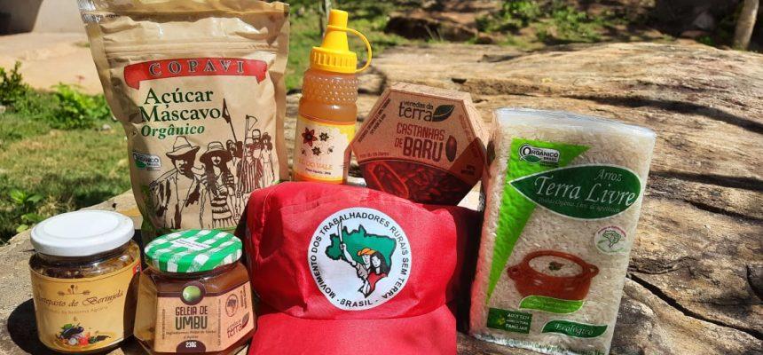 Saiba onde comprar alimentos da Reforma Agrária no sudeste