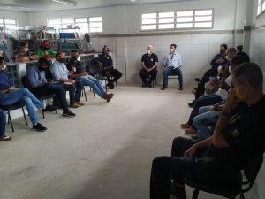 MST, MPF e INCRA se reúnem sobre uso da Força Nacional no Extremo Sul baiano