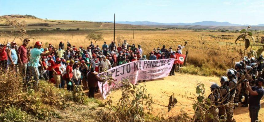 Movimentos denunciam ilegalidade de despejo para a ONU Direitos Humanos