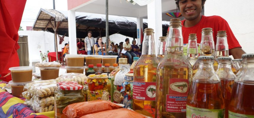 No Ceará, Feira Cultural da Reforma Agrária completa 4 anos