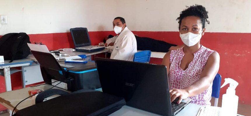 Campanha leva atendimento médico às famílias Sem Terra no extremo sul baiano