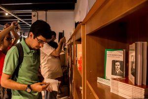 Sede da Rede de Bibliotecas Populares será lançada no Armazém do Campo Recife