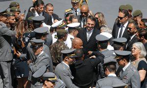 Em dez anos, mais de 25 mil policiais e militares foram eleitos para cargos públicos