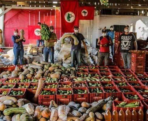 Territórios de resistência do MST mantém viva memória do revolucionário Che Guevara