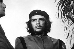 Che Guevara na foto clássica de Alberto Korda, em 5 de março de 1960, em Havana, Cuba