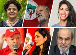 MST debates food sovereignty with Bela Gil, Lula, Letícia Sabatella and others