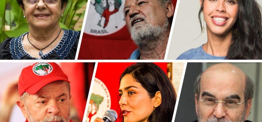 MST debate soberania alimentar com Bela Gil, Lula, Letícia Sabatella e outros