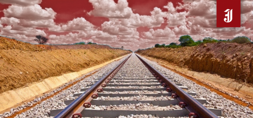 Ferrovia da soja é garantida com o uso de suspensão de segurança