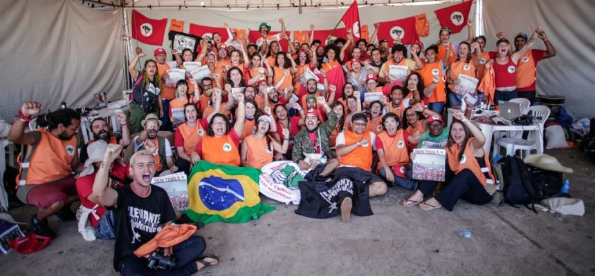 Informar, capacitar y organizarse para la lucha popular en Brasil
