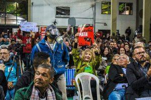 Mina Guaíba: luta contra a mineradora Copelmi vence mais uma etapa em Porto Alegre