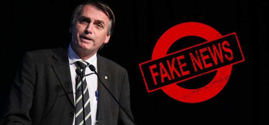 Mais uma vez Bolsonaro usa mentiras para incitar o ódio e a violência