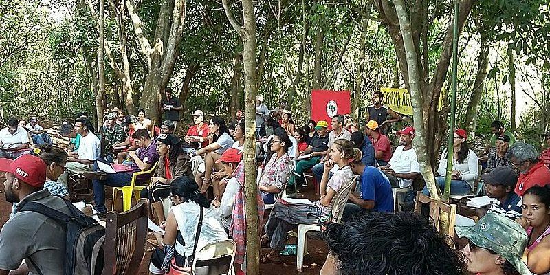 MST denuncia tentativa ilegal de despejo em Goiás