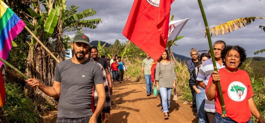MST-RJ note on threat of eviction for the Osvaldo de Oliveira Settlement