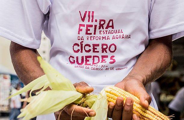 No Rio, Feira Estadual da Reforma Agrária Cícero Guedes chega a 12ª edição