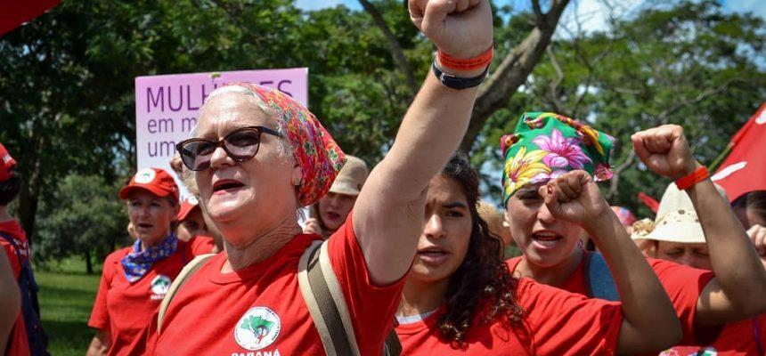 Mulheres do MST desenvolvem redes feministas pelo afeto e contra a violência