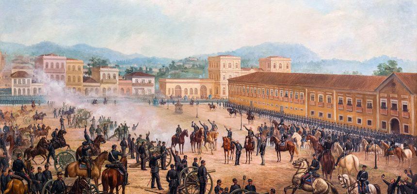 Proclamação da República Brasileira: um golpe sobre o golpe