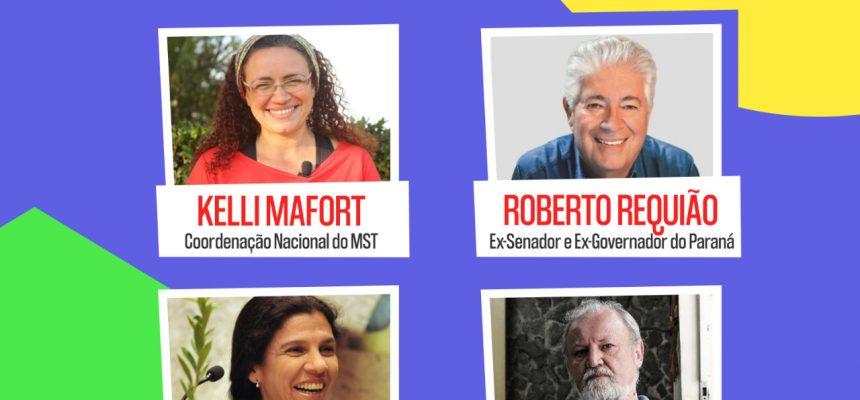 Ciclo de conferências discute a urgência de um projeto popular para o Brasil