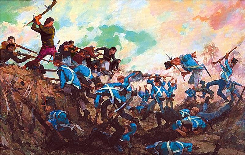 Há 172 anos se levantava a Revolta Praieira em Pernambuco