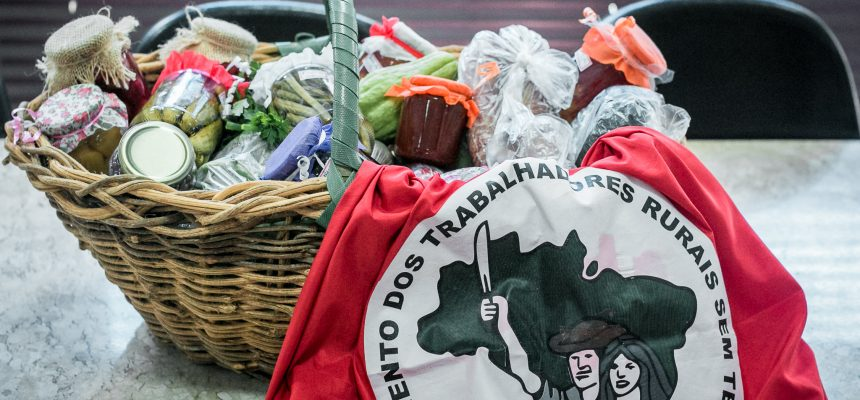 Cestas de Natal com produtos da Reforma Agrária são comercializadas em todas as regiões do Brasil